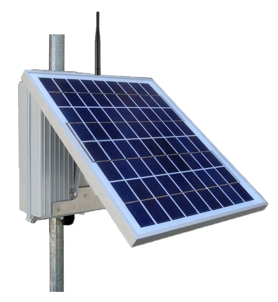 Solar Powered Mesh Repeater